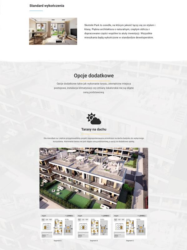 %Strony internetowe WordPress Strona dla developera