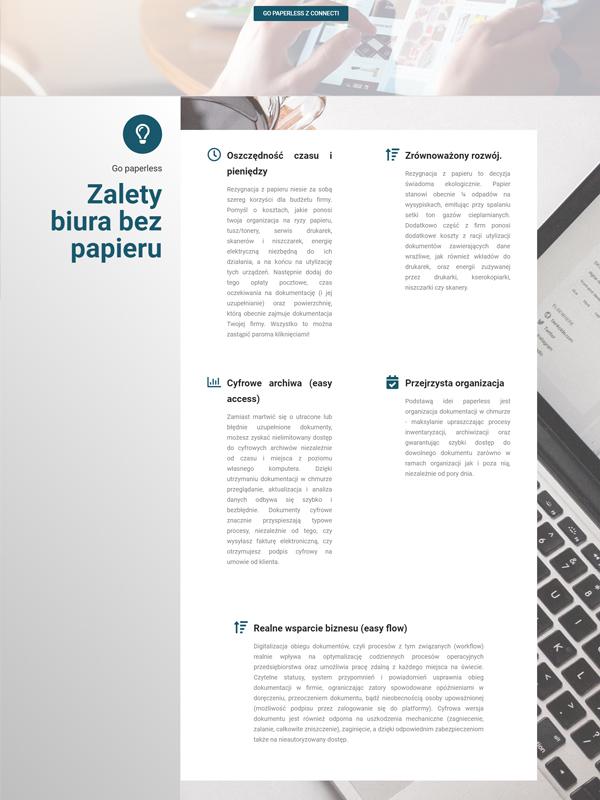 %Strony internetowe WordPress WordPress One-Page